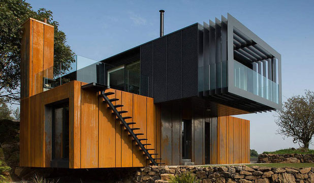 Shipping Container Homes From Around The World