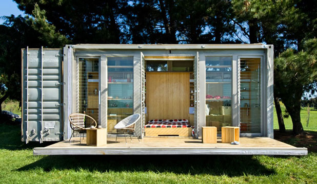 shipping container homes from around the world | stuff.co.nz