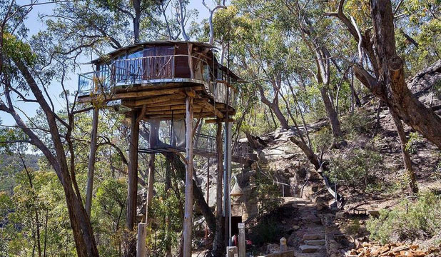 Eight Amazing Tree Houses You 39 Ll Want To Live In