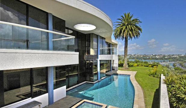 New zealand 39 s most expensive homes for sale for New big homes for sale