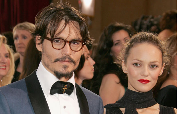 Johnny Depp's teen daughter Lily-Rose is all grown up at ...