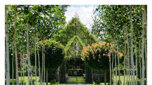 Is This Living Green Church Nz S Coolest Wedding Venue