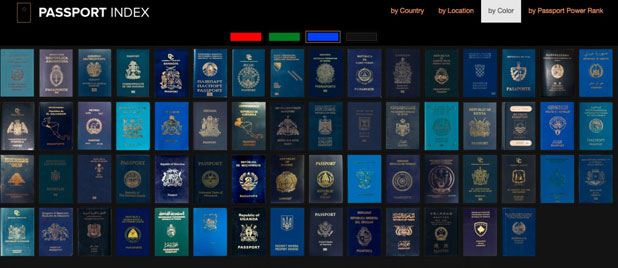 New zealand ranks in the top most powerful passports in the world new zealand ranks in the top most powerful passports in the world ccuart Images