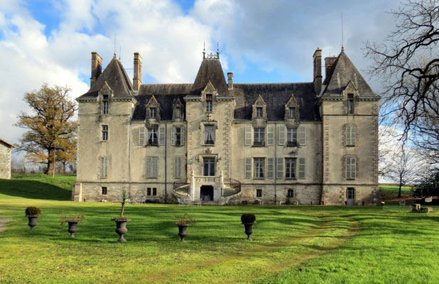 French Chateau 16Th Century