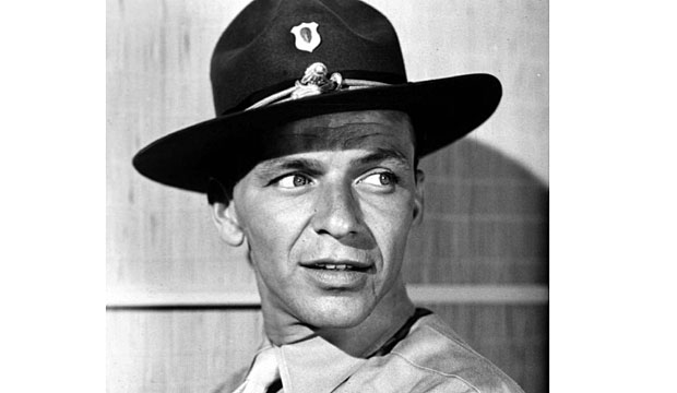 Frank Sinatra in From Here to Eternity.  sc 1 st  Stuff.co.nz & Estate built for Frank Sinatra up for sale | Stuff.co.nz