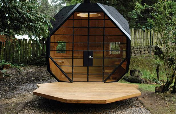 How creative homeowners are embracing pod living | Stuff.co.nz