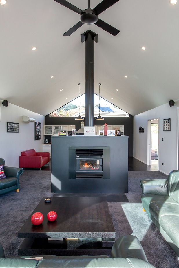 Red Shed House In East Taieri Is Local Adnz Award Winner