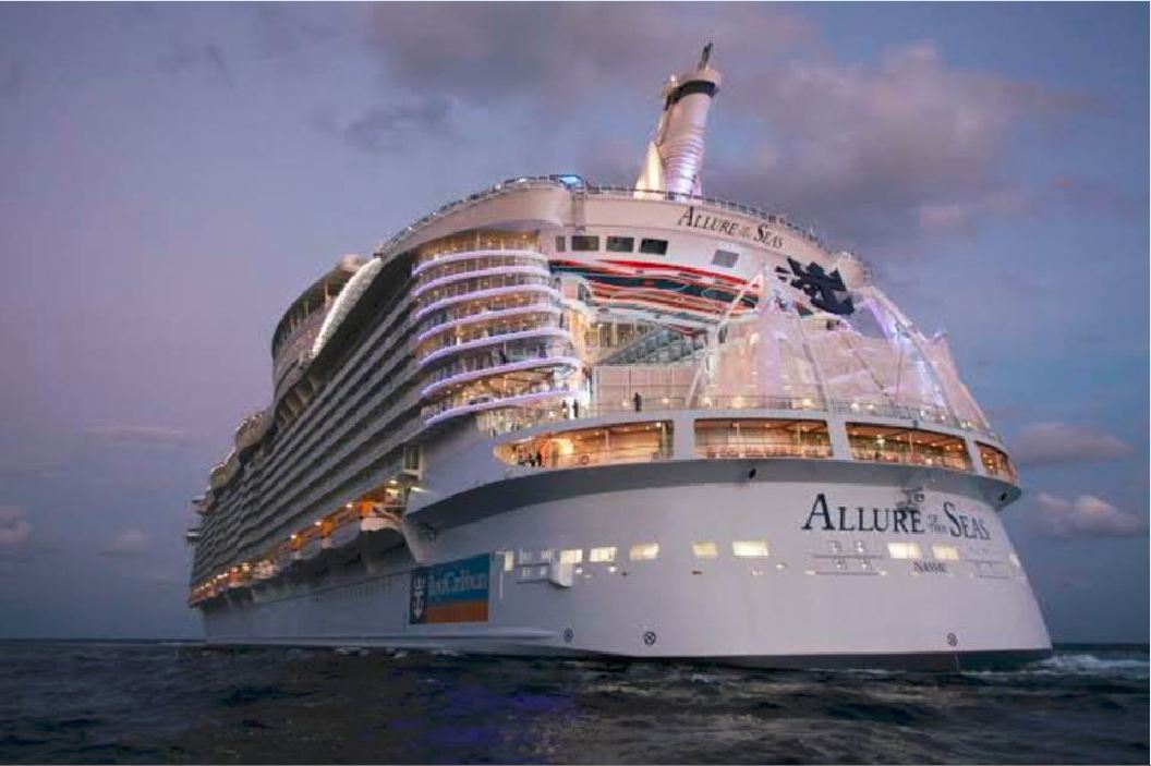 The Biggest Cruise Ship To Visit New Zealand Is Dwarfed By Others - Cruises to new zealand