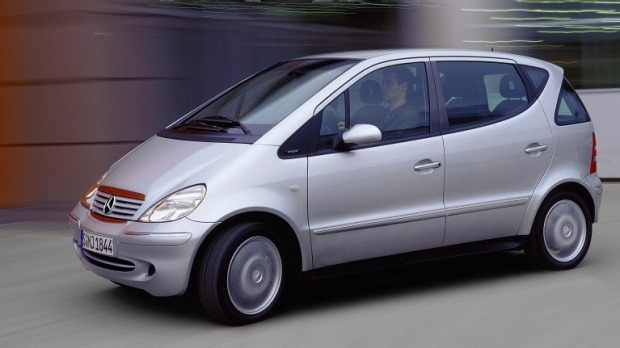 Five clever small cars that failed to flourish for Mercedes benz small car