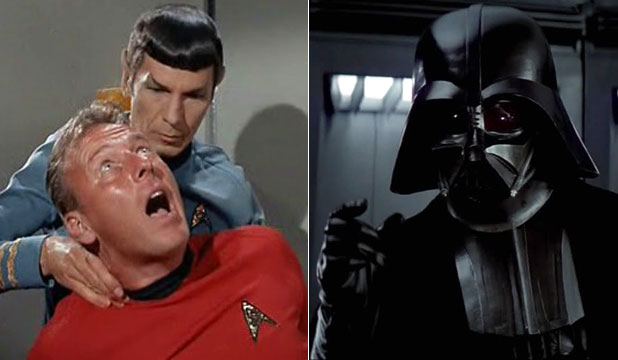 Spock v Darth