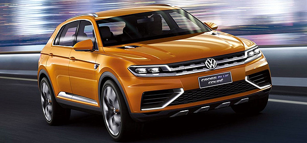 five new volkswagen crossovers before 2020. Black Bedroom Furniture Sets. Home Design Ideas