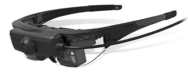 Vuzix Star 1200XL Augmented Reality System