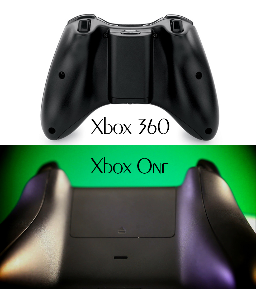How the Xbox One controller has changed | Stuff co nz