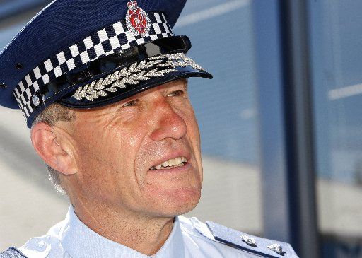 Former Nelson district police commander Grant O'Fee became Tonga's second Kiwi police commissioner.