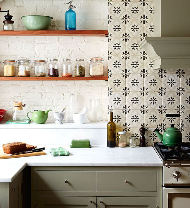 Kitchen Shelves Nz: The Most Beautiful Kitchen Trends Of 2015