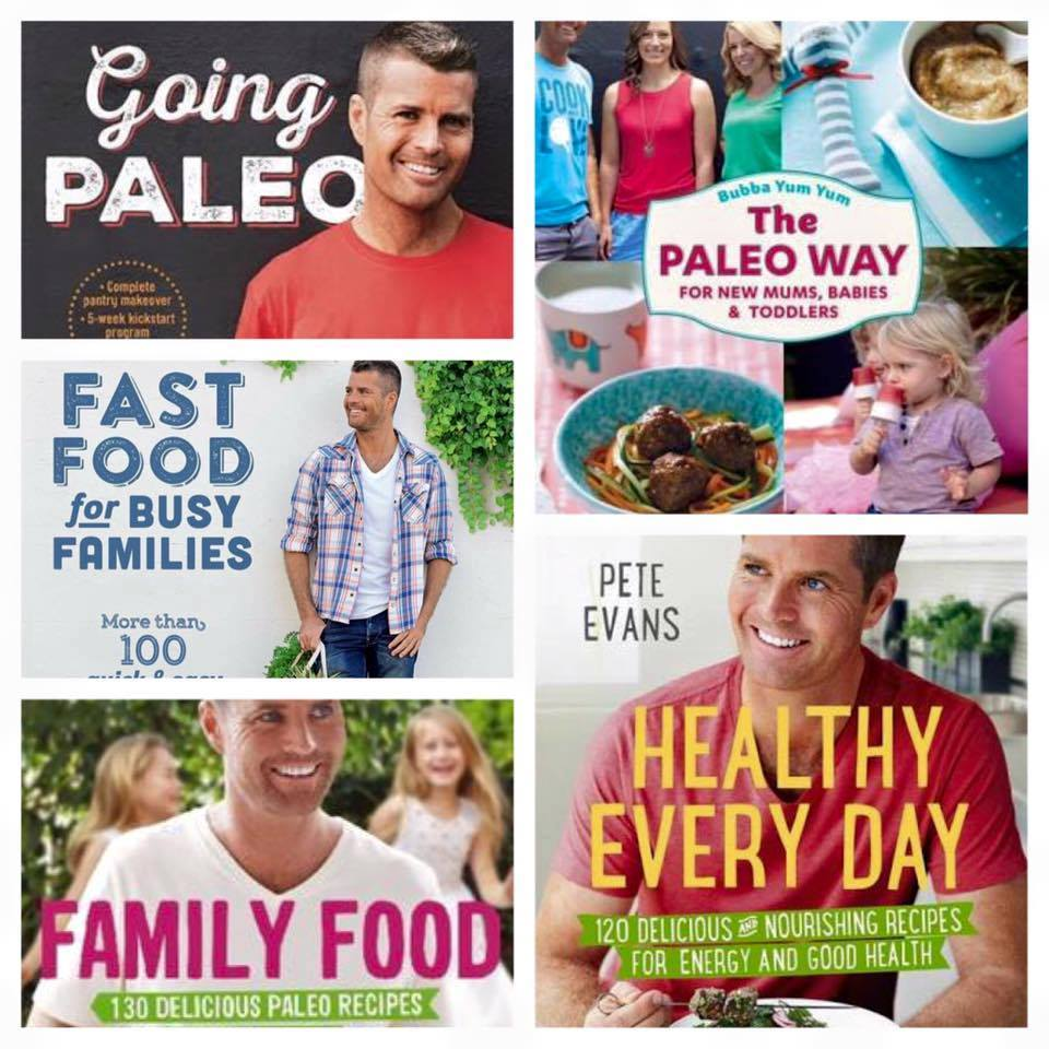 My kitchen rules chef pete evans says paleo in demand stuff anyone who is interested in it and wants to improve their health they will discover the benefits forumfinder Images
