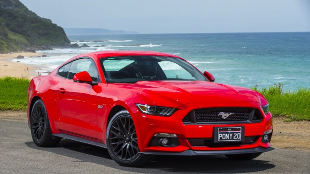 ... Most Popular Sports Cars Of All Time. FORD MUSTANG