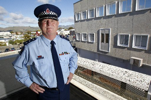 Former area commander of Blenheim police Steve Caldwell is now Police Commissioner in Tonga.
