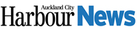auckland city harbour news logo