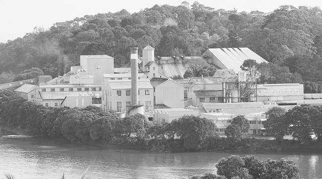 Despite the independent commissioner's decision to allow housing on the site, there is still no plan to close the sugar works.