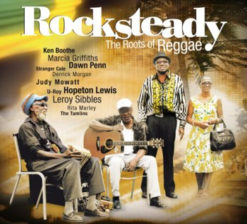 Rocksteady CD
