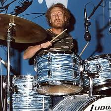 Ginger Baker: Then