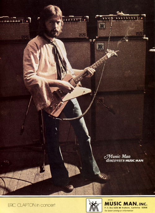Eric Clapton: EC Was Here to PC Is Here