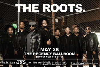 The Roots at The Regency Ballroom