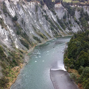 Rangitikei cliffs