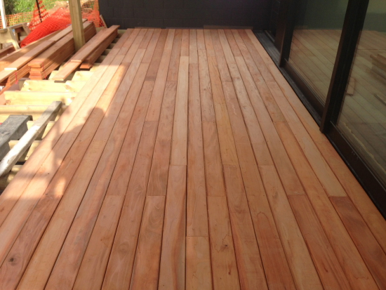 New zealand 39 s best deck built yesterday for Longest decking boards