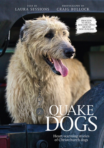 Quake Dogs cover