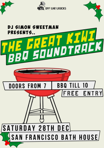 Great Kiwi BBQ Soundtrack