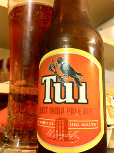 Tui - beer blog