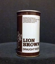 Lion Brown - beer blog