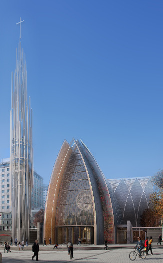 cathedral concept plan