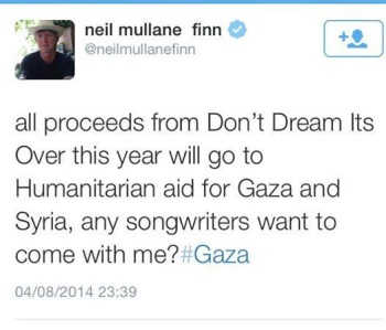 Neil Finn on Twitter