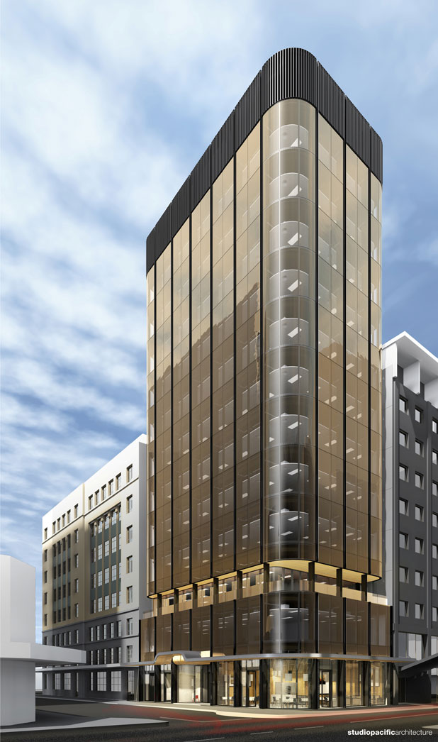 Sir Bob Jones Plans To Build World 39 S Tallest Wooden Office