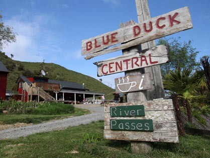 Blue Duck Station