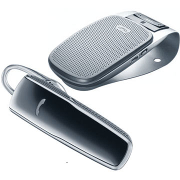 Jabra Easygo and the Plantronics M55