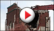clock tower demolition
